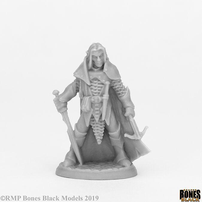Dark Elf Male Warrior