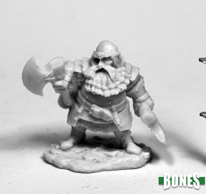 Hagar, Dwarven Hero