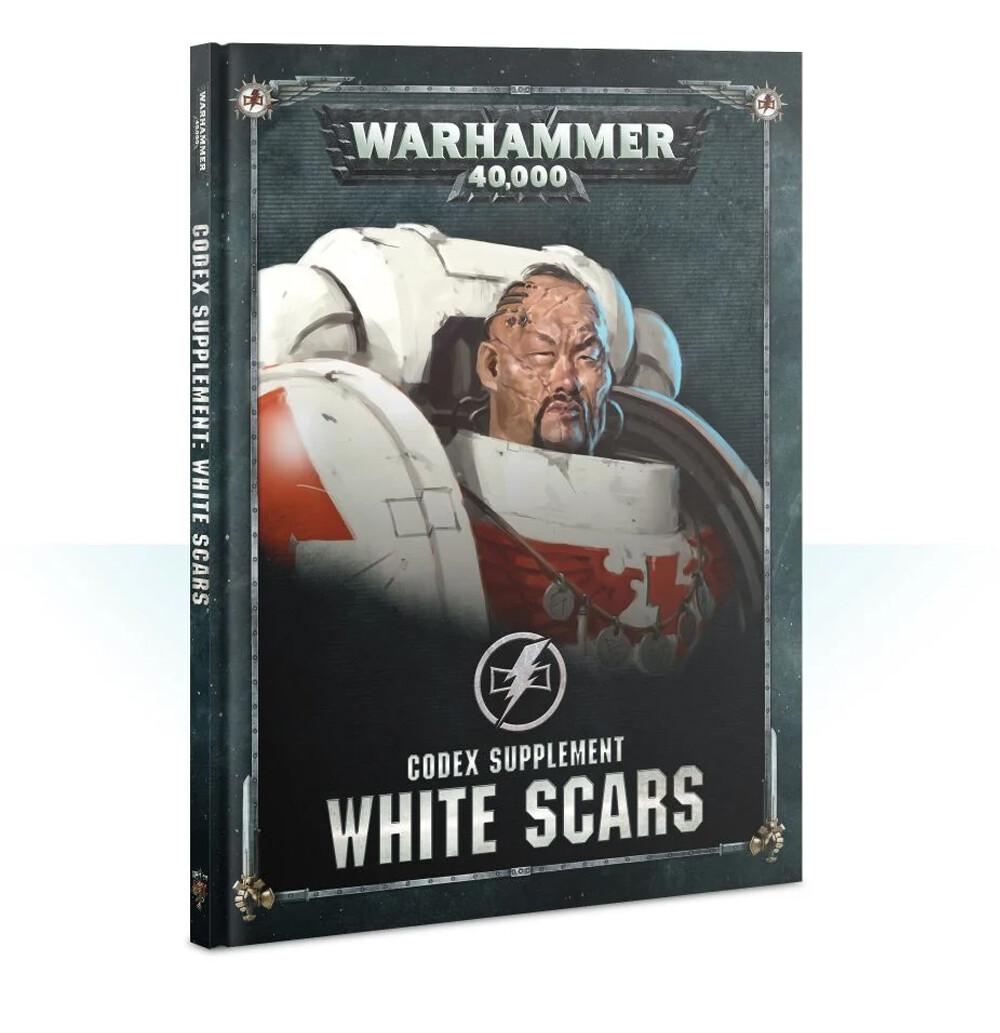 Codex Suppliment: White Scars