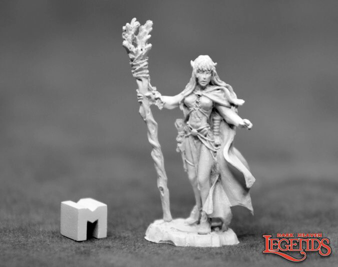 Inari Windsong, Female Elf