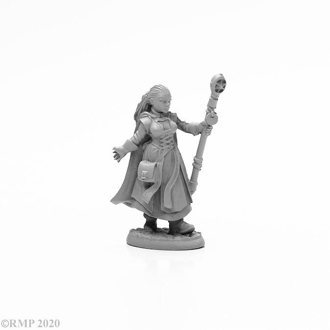 Lashana Larkmoor, Wizard