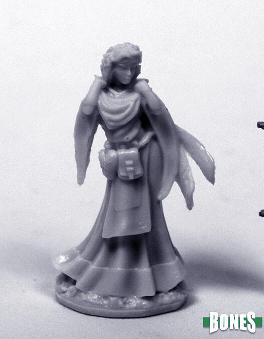 Ostarzha, Elf Cleric