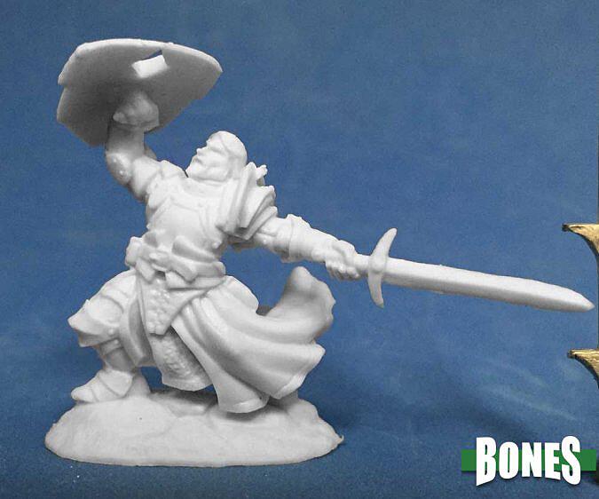 Sir Kranzhel, Human Fighter