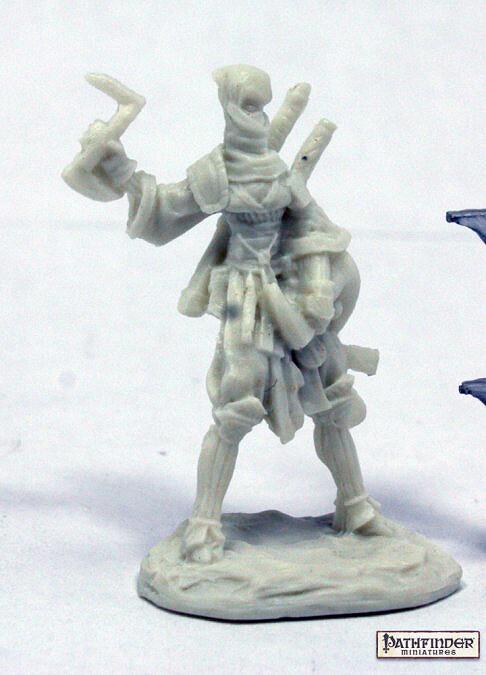 Reiko, Iconic Ninja