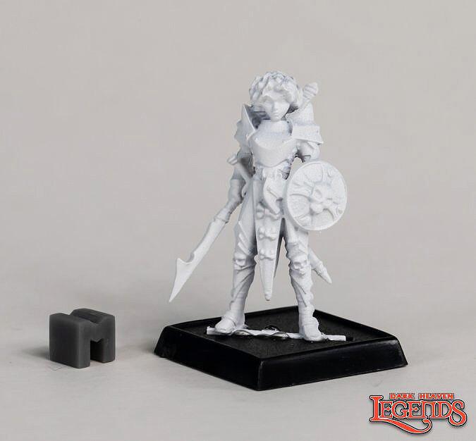 Tirinha Fallowheart, Maggotcrown Deathlance