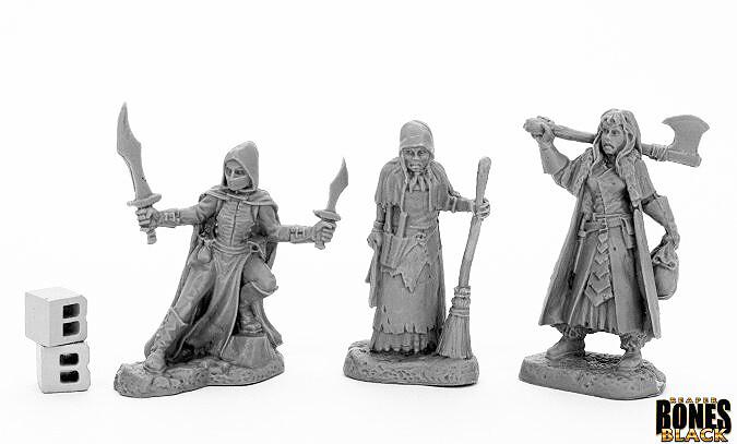 Women Of Dreadmere (3)