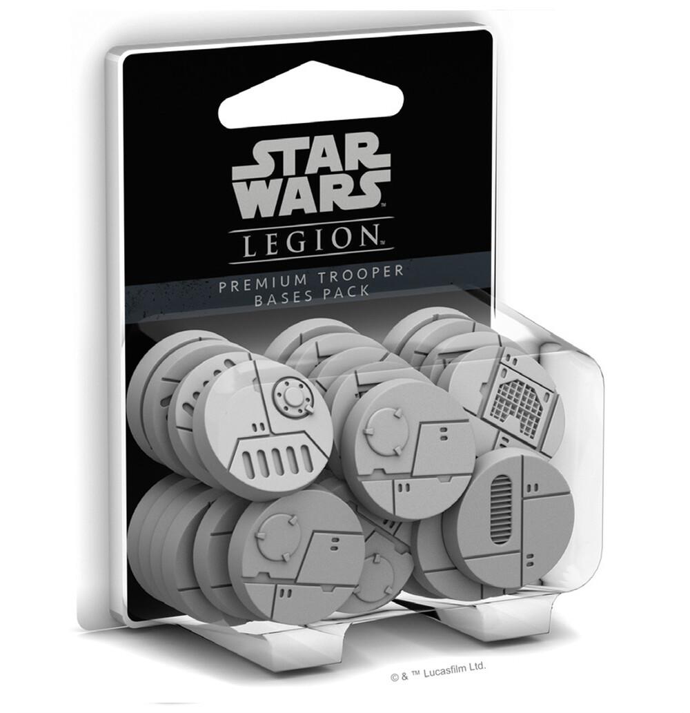 Star Wars: Legion - Premium Trooper Bases