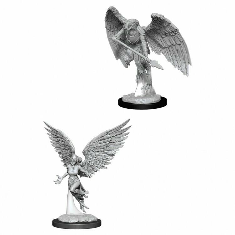 Harpy & Arakocra W11