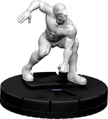 Marvel HeroClix:  Unpainted Miniatures -Cyclops