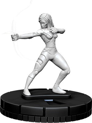 Marvel HeroClix:  Unpainted Miniatures -Psylocke