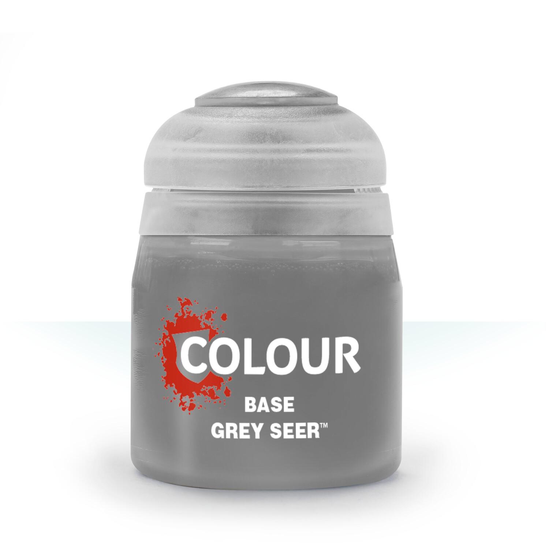B Grey Seer