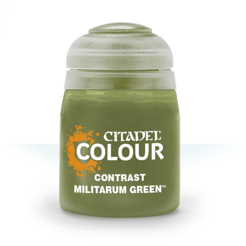 C Militarum Green