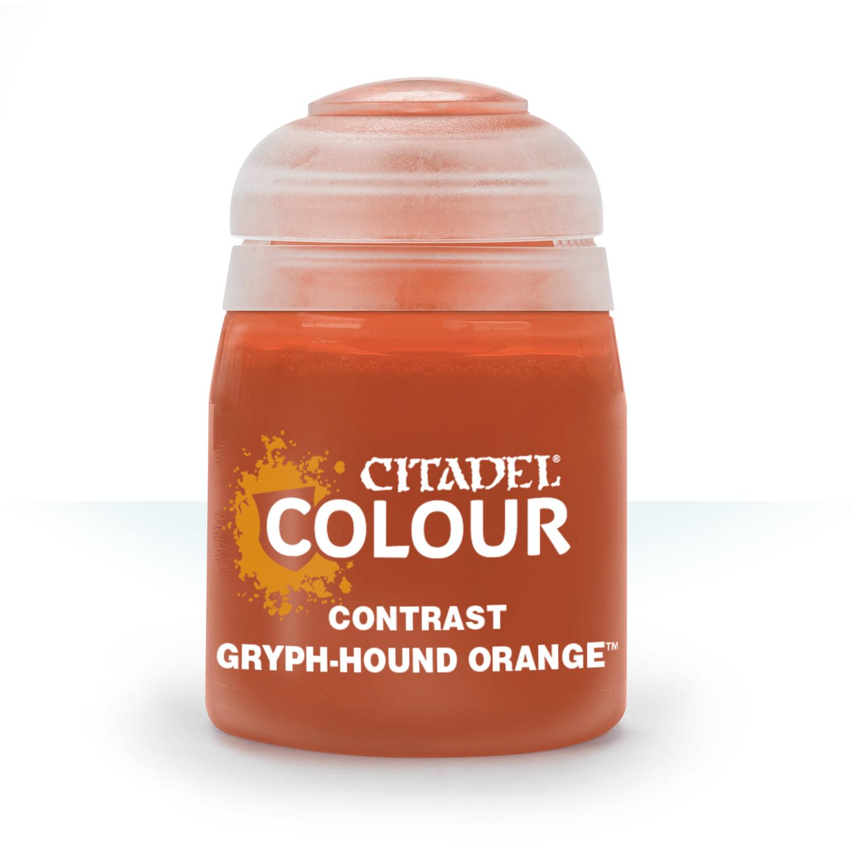 C Gryph-Hound Orange