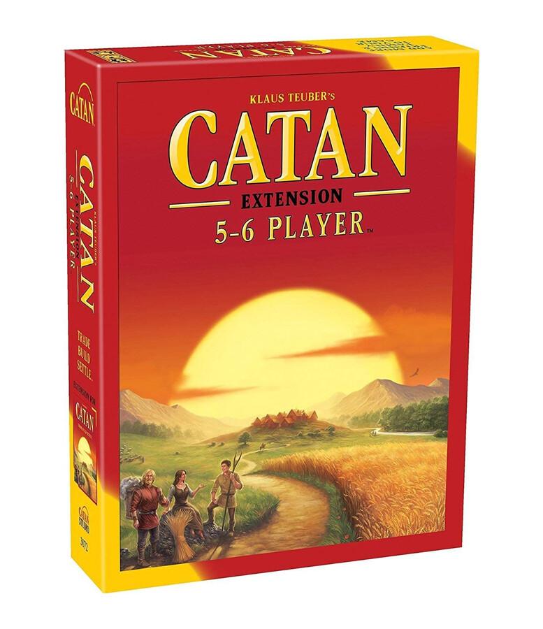 Catan 5-6 Player Ext.