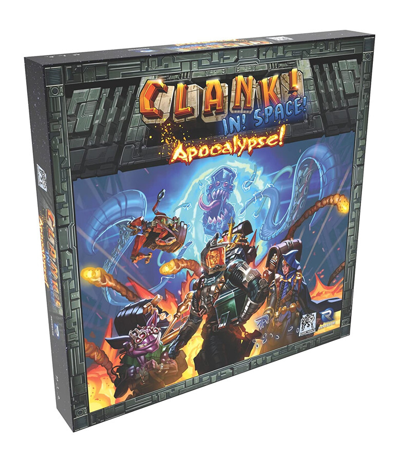 Clank! In Space: Apocalypse