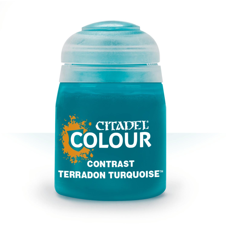 C Terradon Turquoise