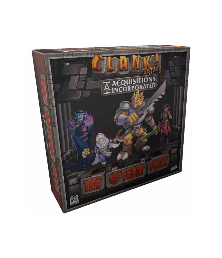 Clank! Legacy Acquisitions Inc: The C Team Pack