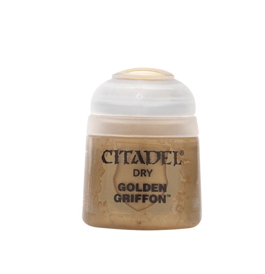 D Golden Griffon
