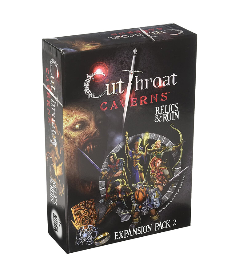 Cutthroat Caverns: Relics and Ruin Expansion 2