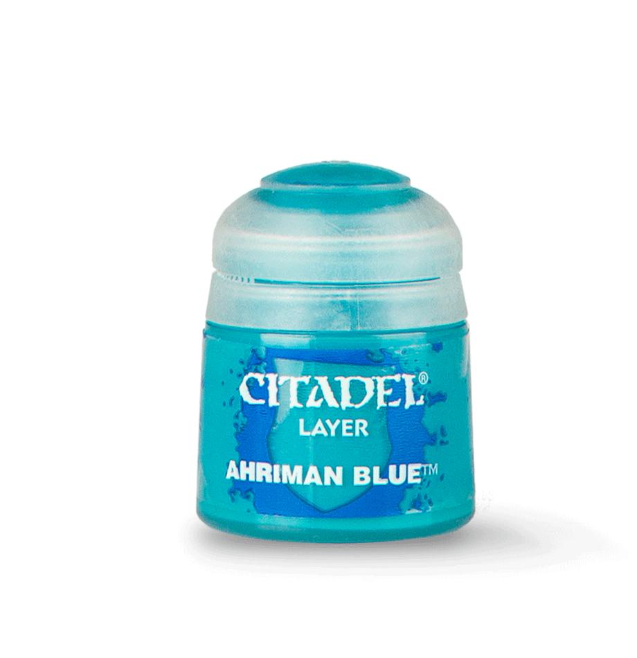 L Ahriman Blue