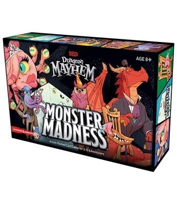 D&D Dungeon Mayhem: Monster Madness