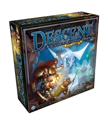 Descent: Journeys In The Dark 2nd Ed