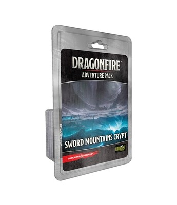 Dragonfire: Adventure Pack: Sword Mountains Crypt