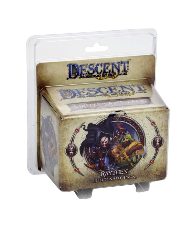 Descent: Lieutenant Pack: Raythen