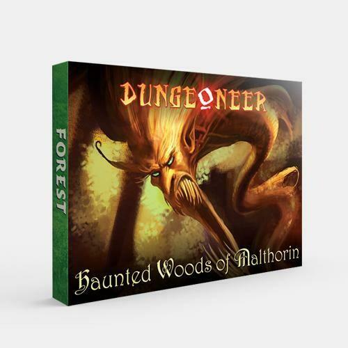 Dungeoneer: Haunted Woods Of Malthorian