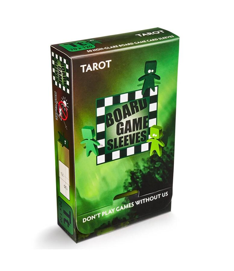 Board Game Sleeves: Tarot 70x120mm (50ct)