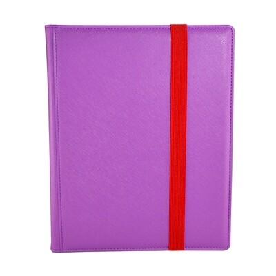 Binder: Dex Binder 9: Purple