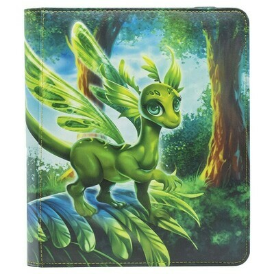 Binder: Dragon Shield: CC Portfolio 160 Olive Peah