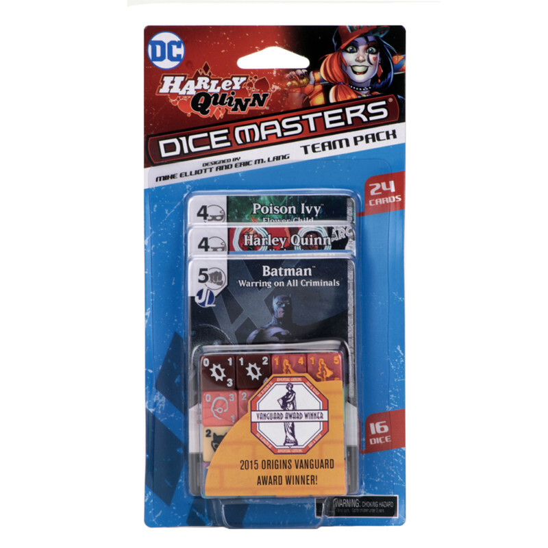 Dice Masters: Harley Quinn Team Pack