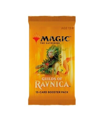 MtG: Guilds of Ravnica Draft Booster