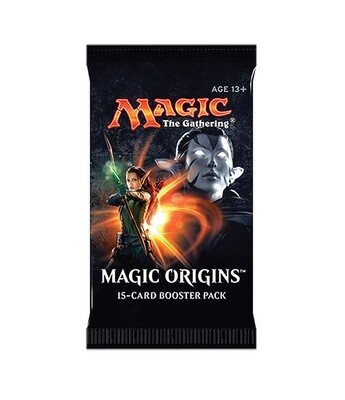 MtG: Magic Origins Draft Booster