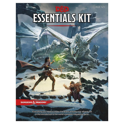 D&D 5e: Essentials Kit