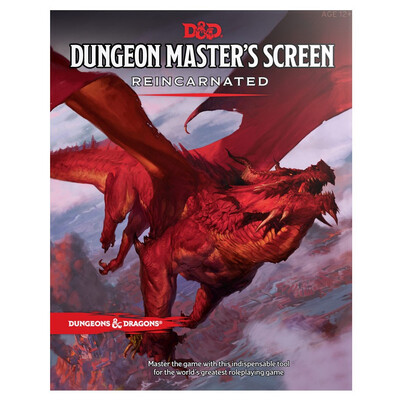 D&D 5e: DM Screen Reincarnated