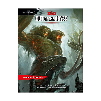 D&D 5e: Out Of The Abyss