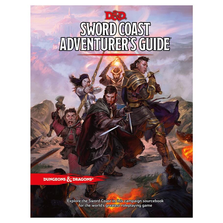 D&D 5e: Sword Coast Adventurer's Guide