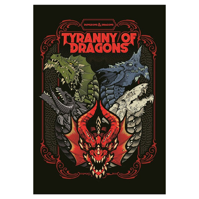 D&D 5e: Tyranny Of Dragons