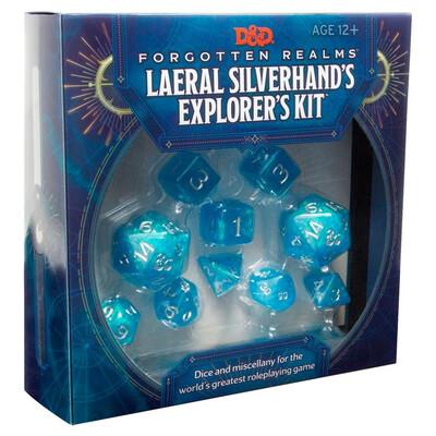 D&D Laeral Silverhand's Explorer's Kit