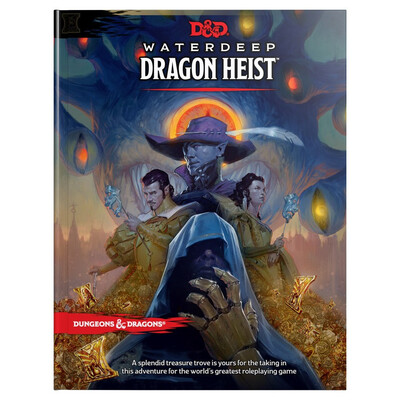 D&D 5e: Waterdeep Dragon Heist