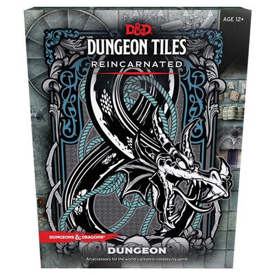 D&D Dungeon Tiles Reincarnated: Dungeon