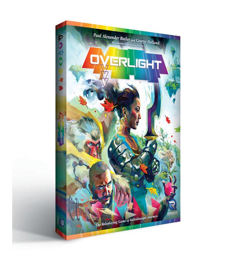 Overlight Core Rulebook