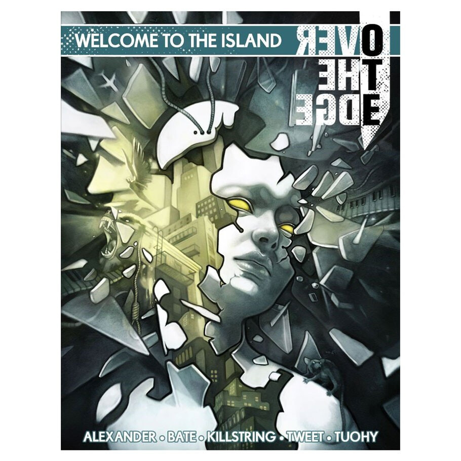 Over The Edge 3e: Welcome To The Island