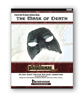 Pathfinder: The Mask Of Death