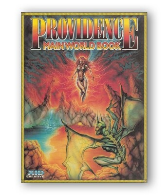 Providence: Main World Book