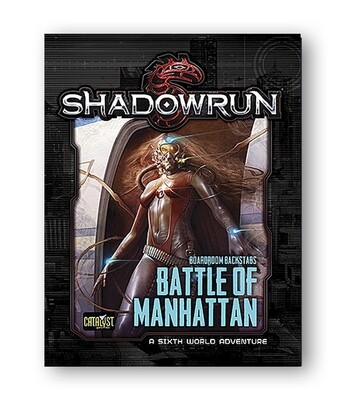 Shadowrun 5e: Battle Of Manhattan