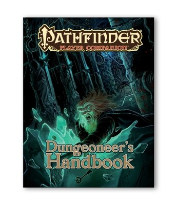 Pathfinder: PC Dungeoneer's Handbook (used)