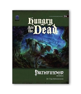 Pathfinder: M D4 Hungry Are The Dead (used)